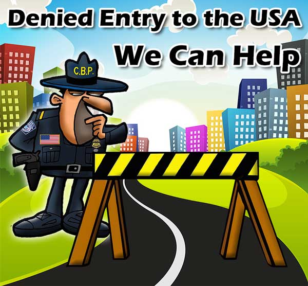 Denied Entry to the USA