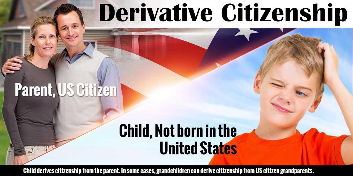 derivative citizenship