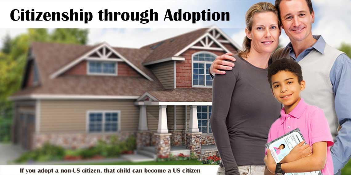 Citizenship Through Adoption