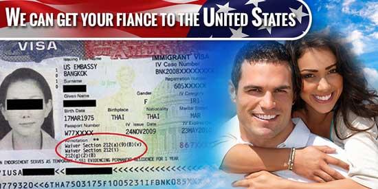 K-1 Fiance Visa Montana North Dakota Wyoming