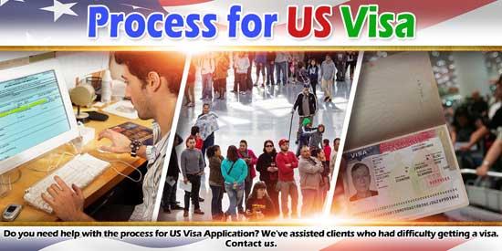 Process for US Visa Application