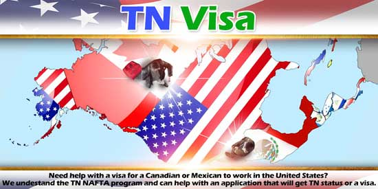 TN Visa Montana North Dakota Wyoming