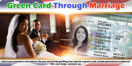 Green Card Through Marriage