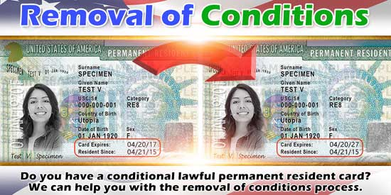 Conditional Green Card Renewal | Immigration Law of Montana