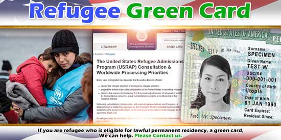 Refugee Green Card | Us Non-Immigrant Visa Types